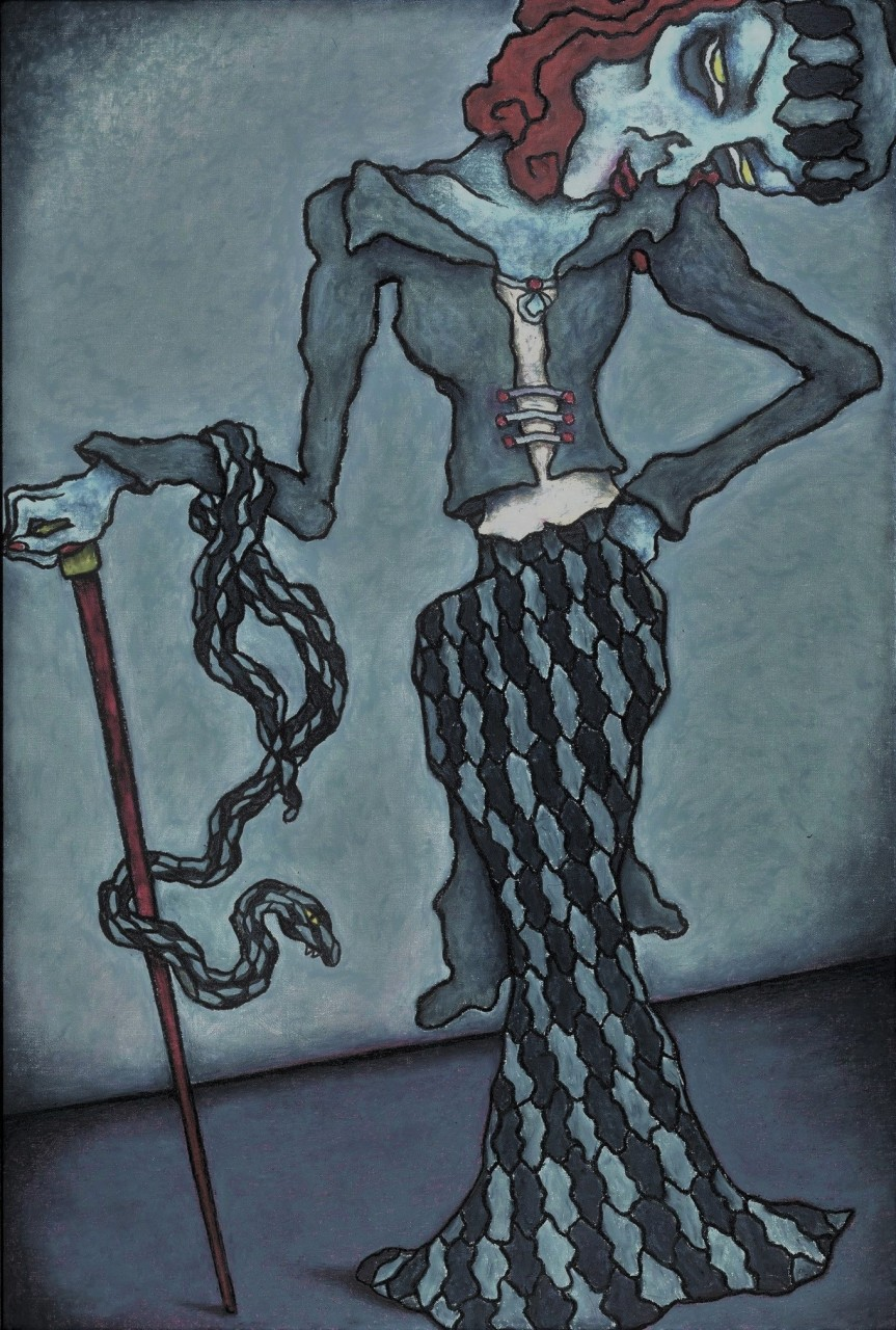 Demonia (70x100)