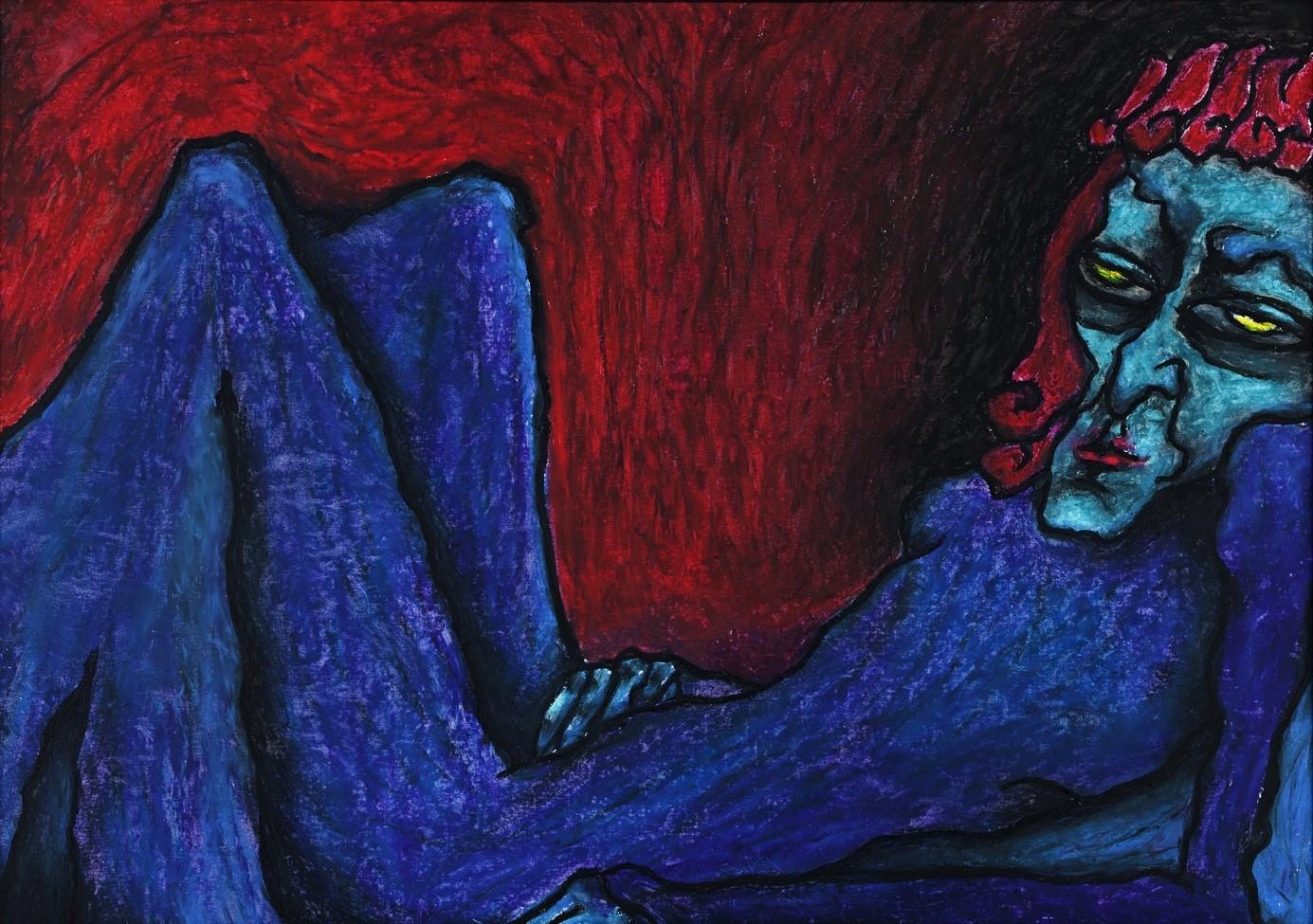 The Mistress (70x50)
