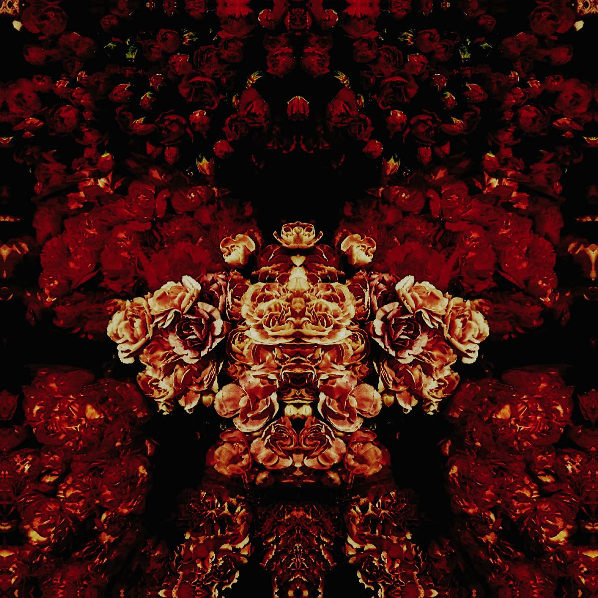 Subconscious - Flower Creatures #9 (40x40)