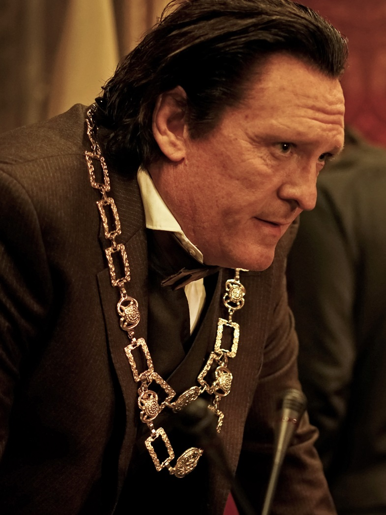 Michael Madsen, The Broken Key